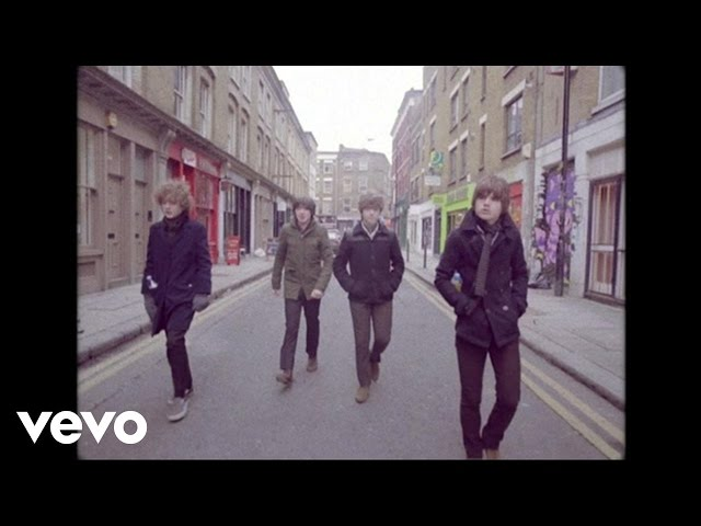 Blue Collar Jane - The Strypes