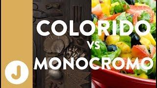 ¿Qué les gusta más a los niños, colorido o sencillez en la comida? - JUAN LLORCA