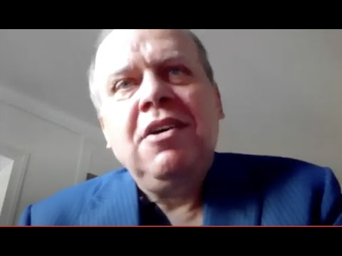 videoconference with economist Jeann-Pierre Petit