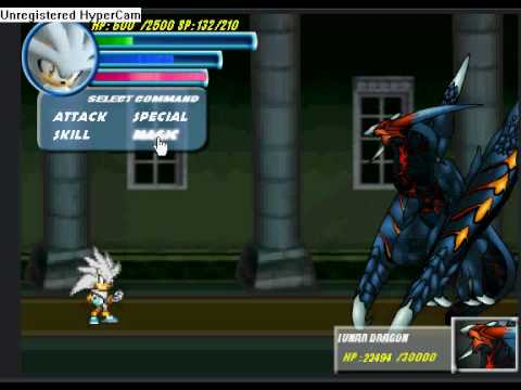 Wave Warrior Sonic Exe 3 Light Version Play