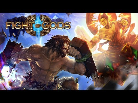 Fight Of Gods - Launch Trailer thumbnail