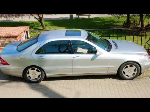 Mercedes S600 V12 Keep it Stock Segin Wheels