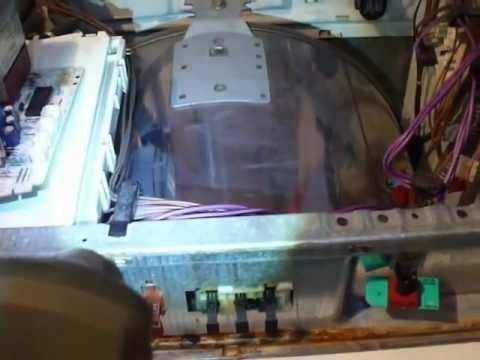 стиральная машинка BOSCH WFF 1200    15 лет работы P1080496.MOV