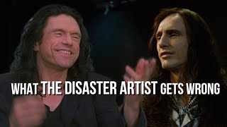 How The Disaster Artist Adapts the Book