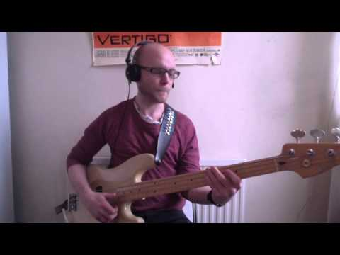 Cheryl Lynn - 'Keep It Hot' bass playalong