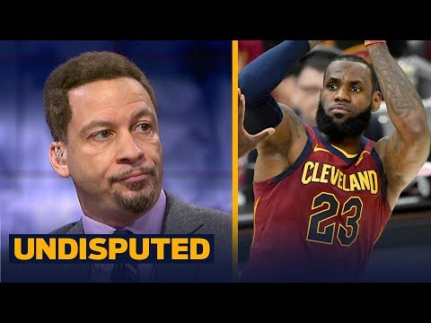 Chris Broussard on LeBron leading Cleveland to comeback win over Toronto   UNDISPUTED