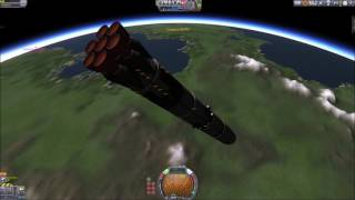 KSP - CARPET BOMBING WITH NUKES
