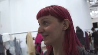 DROMe Interview with | Paris Fashion Week Fall Winter 2017