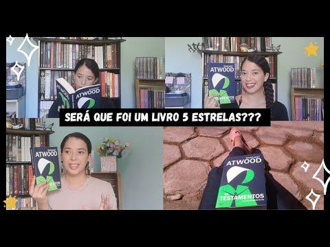 LENDO OS TESTAMENTOS / VLOG DE LEITURA