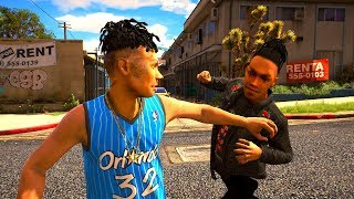 BLUEFACE VS YNW MELLY (REAL LIFE MOD)