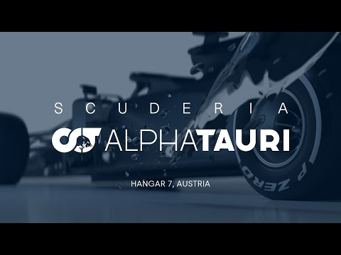 Image: LIVE: Alpha Tauri unveil their first car under their new name