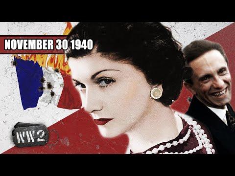 Řekové postupují do Albánie - Druhá světová válka