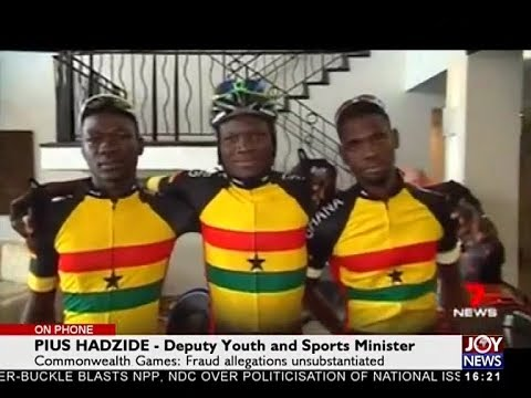 Commonwealth Games Fraud Allegation - The Pulse on JoyNews (3-4-18)