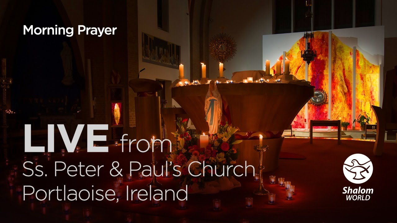Holy Saturday Mass 3 April 2021 By St Peter and Paul's Church Ireland