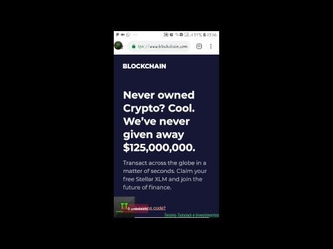 Blockchain paga airdrop de 25 USD de Stelar