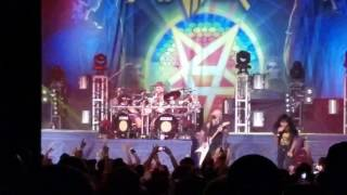Anthrax Caught in a Mosh House of Blues Orlando 4/13/17
