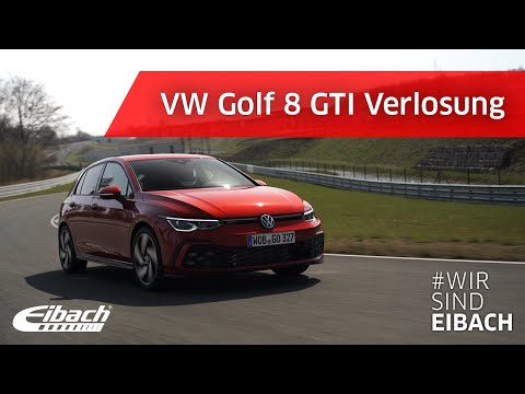 VW Golf 8 GTI Verlosung – Materialgarantie