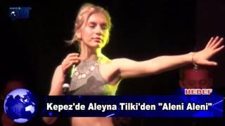 Kepez'de Aleyna Tilki Rüzgarı-Aleni Aleni- Müthiş Bir Ses