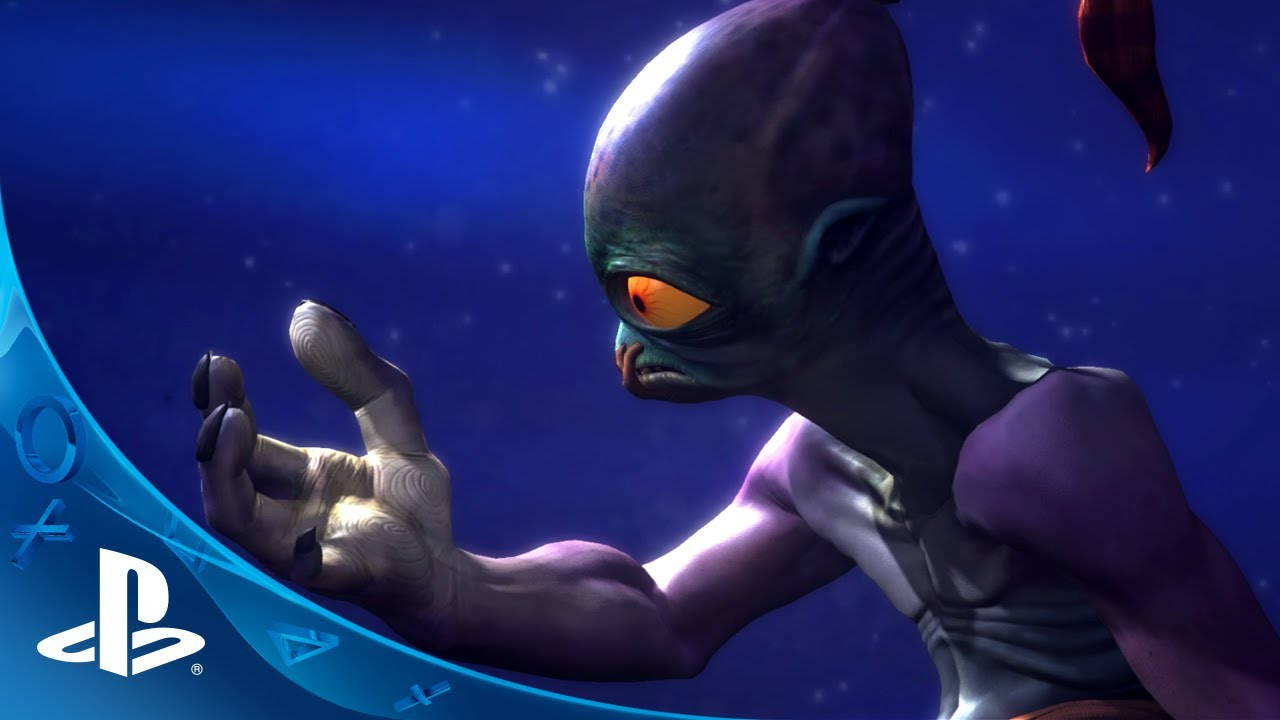 Gameplay Trailer for Oddworld: New 'n' Tasty Revealed