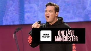 Robbie Williams   Angels (One Love Manchester)