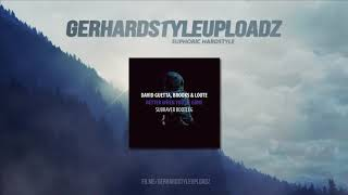 David Guetta, Brooks & Loote   Better When You're Gone (Subraver Bootleg Edit) (Free Release)