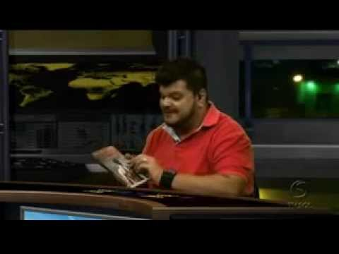 TV Sol Comunidade » Programa Resenha » 15 Abril de 2014 » Escritora Bruna Figueira