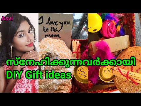 DIY gift for loved ones|Valentines day gift ideas|him/her|DIY wall/room decor|easy craft|Malayalam