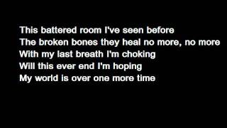 Bullet For My Valentine   Tears Don't Fall (Lyrics)