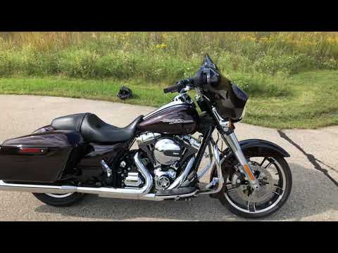 2014 Harley-Davidson Street Glide® Special in Muskego, Wisconsin