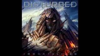 Disturbed - Immortalized (lyrics)