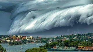 10 Niezwykłych zjawisk atmosferycznych