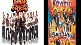 Cumbia Mix 2015 Chicos de Barrio vs Los Capi Dj Trax