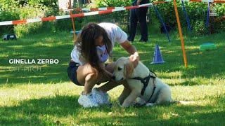 Off-Pitch #5 - Met Ginella Zerbo mee naar puppycursus! ?