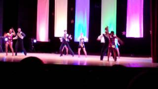 OSU Dancing with the Stars 2012 Hustle Hot Stuff by Touring Shoes
