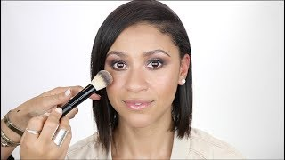 Glo Skin Beauty Video On: Desk to Datenight Rebel Angel