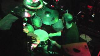 Misery Index - Adam Jarvis - The Carrion Call Drum-Cam Filmed 9-30-2010