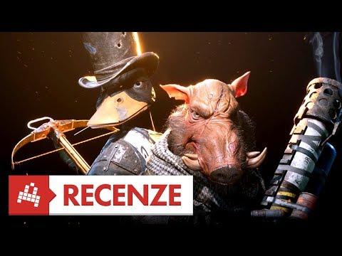Mutant Year Zero: Road to Eden - Recenze