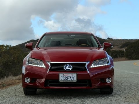 2014 Lexus GS 450h Hybrid Review & Road Test