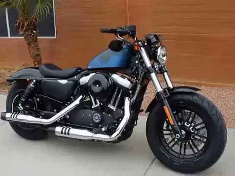 2018 Harley-Davidson 115th Anniversary Forty-Eight® in Kingman, Arizona