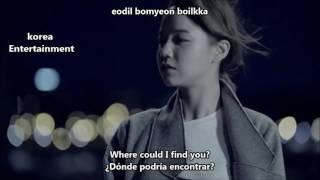 Kim Na Young(김나영) _ Watch memories [SUB ESPAÑOL/ENGLISH ROMANIZACION]