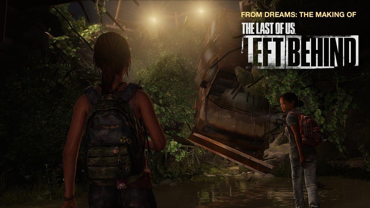Nuevo vídeo de cómo se hizo The Last of Us – Left Behind