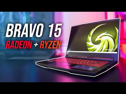 External Review Video gZrKA2JVyHE for MSI Bravo 15 Gaming Laptop (AMD Ryzen 4000)