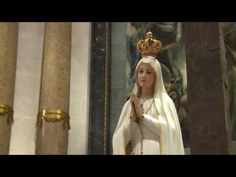 """Conferência - """"Glória a Ti, Rainha da Paz"""""""