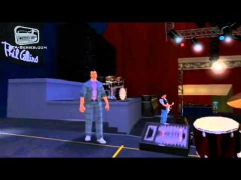 "Rockstar put Phil Collins performing ""In The Air Tonight"" in GTA Vice City Stories"