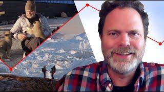 I Almost Died In The Arctic: Rainn Wilson