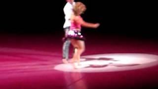 Lauren & Kent Collide/My First Kiss-SYTYCD Tour 2010 Miami