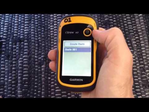 Etrex 10 Garmin GPS
