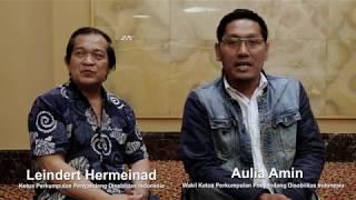 IDF 2018 Ramah Disabilitas: Perkumpulan Penyandang Disabilitas Indonesia