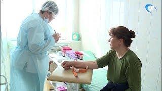 Сотрудники «Акрона» проверили свой ВИЧ-статус в рамках акции, приуроченной к Дню жертв памяти СПИДа