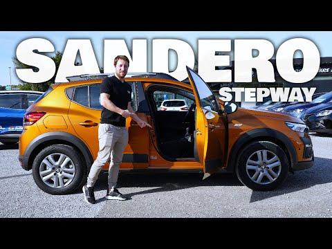 New Dacia Sandero Stepway Automatic 2022 Review